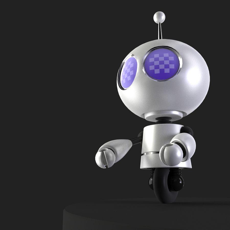 ロボット マイク