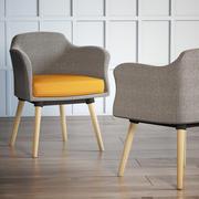 Çağdaş Sandalye 3d model