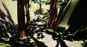Liście dżungli 3d model