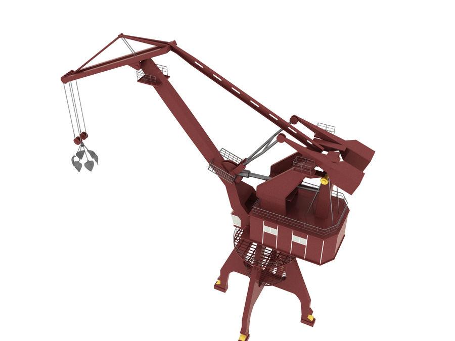 クレーン royalty-free 3d model - Preview no. 3