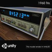 Compteur numérique 3d model