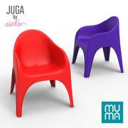 Juga Sandalye Karim Rashid tarafından 3d model