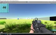 Полные проекты FPS 3d model