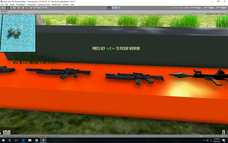 FPS Full Projects royalty-free 3d model - Preview no. 5