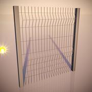 fence_04 3d model