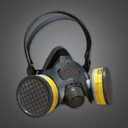 呼吸器(TLS)-支持PBR游戏 3d model