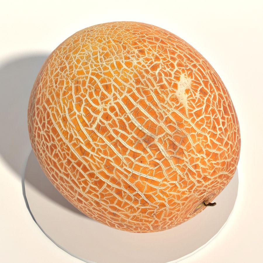 Melon royalty-free 3d model - Preview no. 5