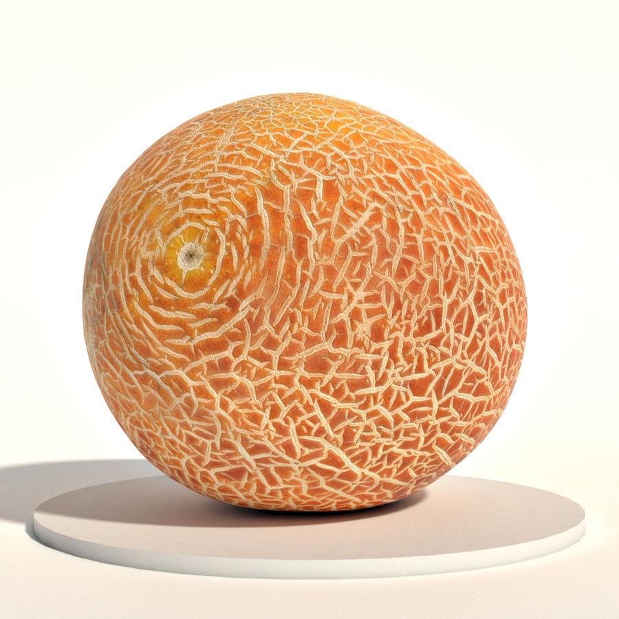 Melon royalty-free 3d model - Preview no. 4