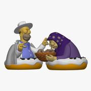 Don Homer 3d model