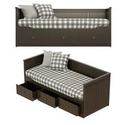 Couch Hemnes IKEA 3d model