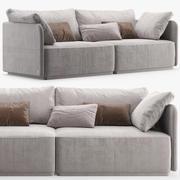 沙发SMANIA Beverly 240 3d model