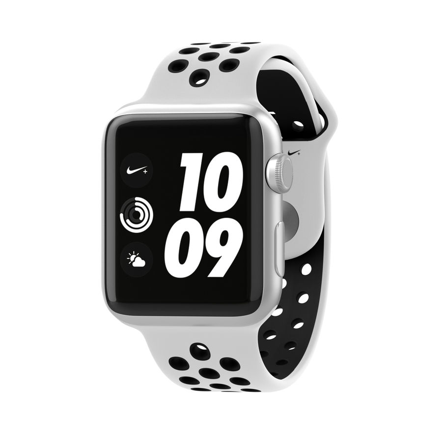 Apple Watch royalty-free 3d model - Preview no. 18