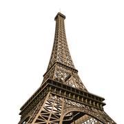 Torre Eiffel 3d model
