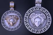 Versace Pendant 3d model