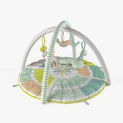 Baby-Aktivitäts-Fitnessstudio 3d model