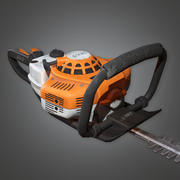 Yard Trimmer (TLS) - PBR Game Ready 3d model
