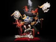 전골 먹는 악마 3D 3d model