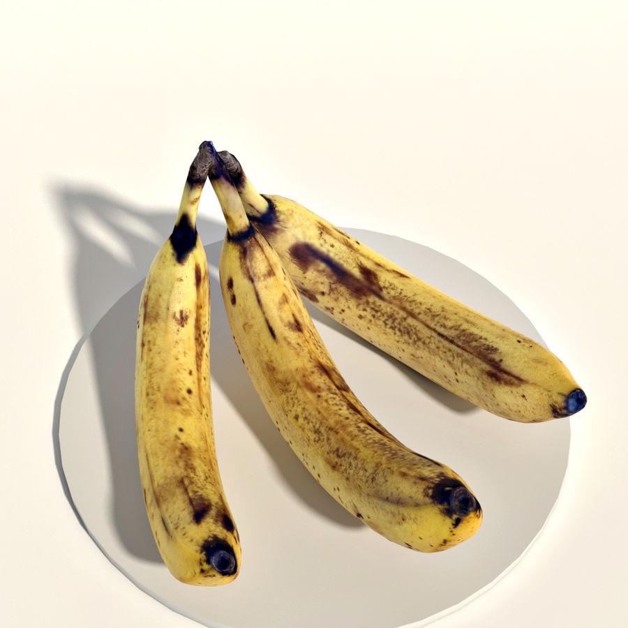 Bananas royalty-free 3d model - Preview no. 4