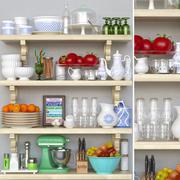 Kleinigheden voor de keuken 3d model