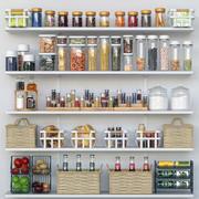 Dekor für die Küche 3d model