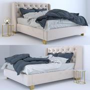 Bed_01 3d model