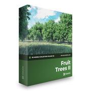 Modele CGAxis, tom 105 - Mentalny promień drzew owocowych 3d model