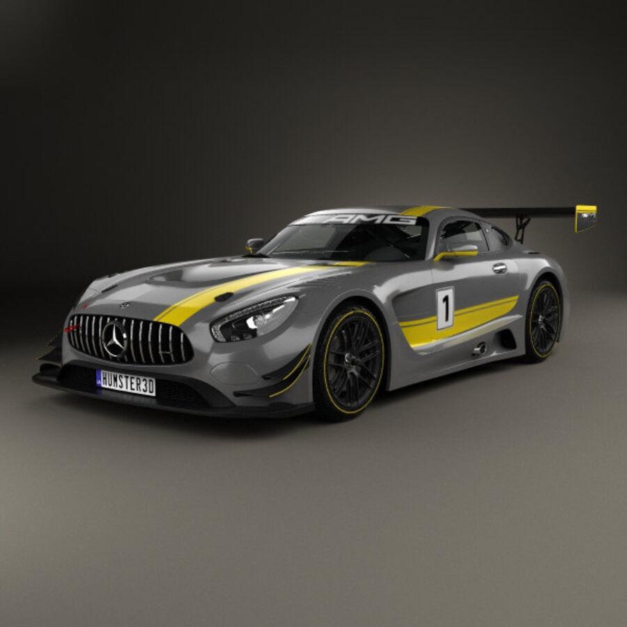 Mercedes AMG GT3  Stars /& Cars 2015  Showcar 1:12 Premium ClassiXXs  />/>NEW/</<