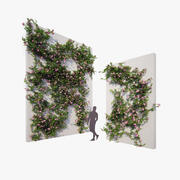 Generieke klimplanten 2 3d model