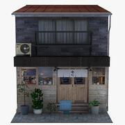 Tokyo Diner 3d model