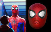 Spider-Man Into the Spider-Verse faceshell with lenses 3d model