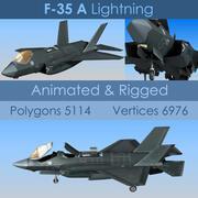 F-35 3d model