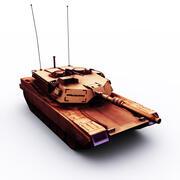 M1 Abrahms 3d model