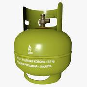 Gas LPG 3 Kg 3d model