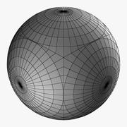 Super maille base sphère 3d model