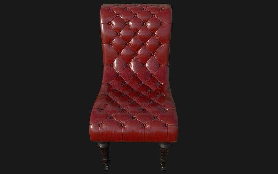 Sofa Stuhl royalty-free 3d model - Preview no. 7