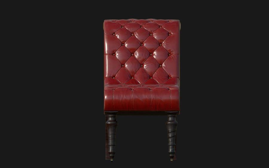 Sofa Stuhl royalty-free 3d model - Preview no. 2