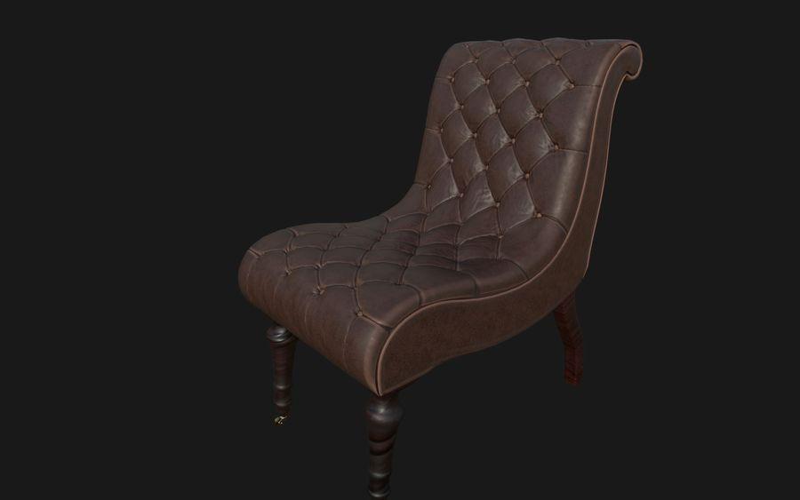 Sofa Stuhl royalty-free 3d model - Preview no. 6