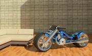 Kamwishi Bike 3d model