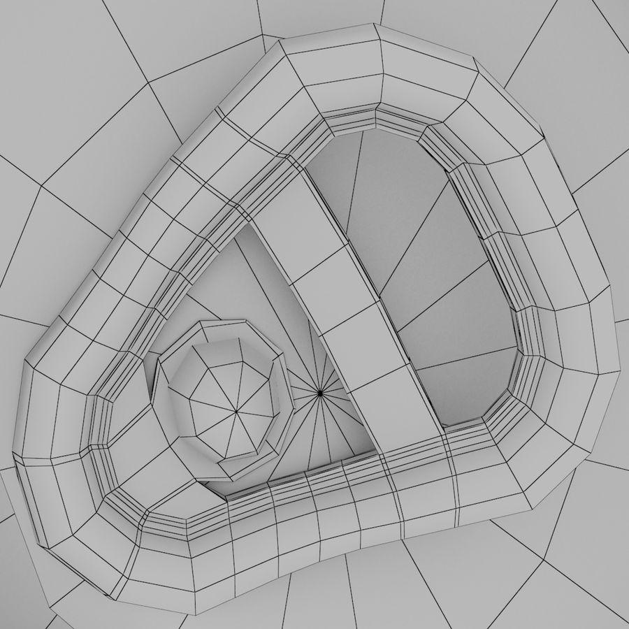 알루미늄 소다 캔 세트 royalty-free 3d model - Preview no. 11