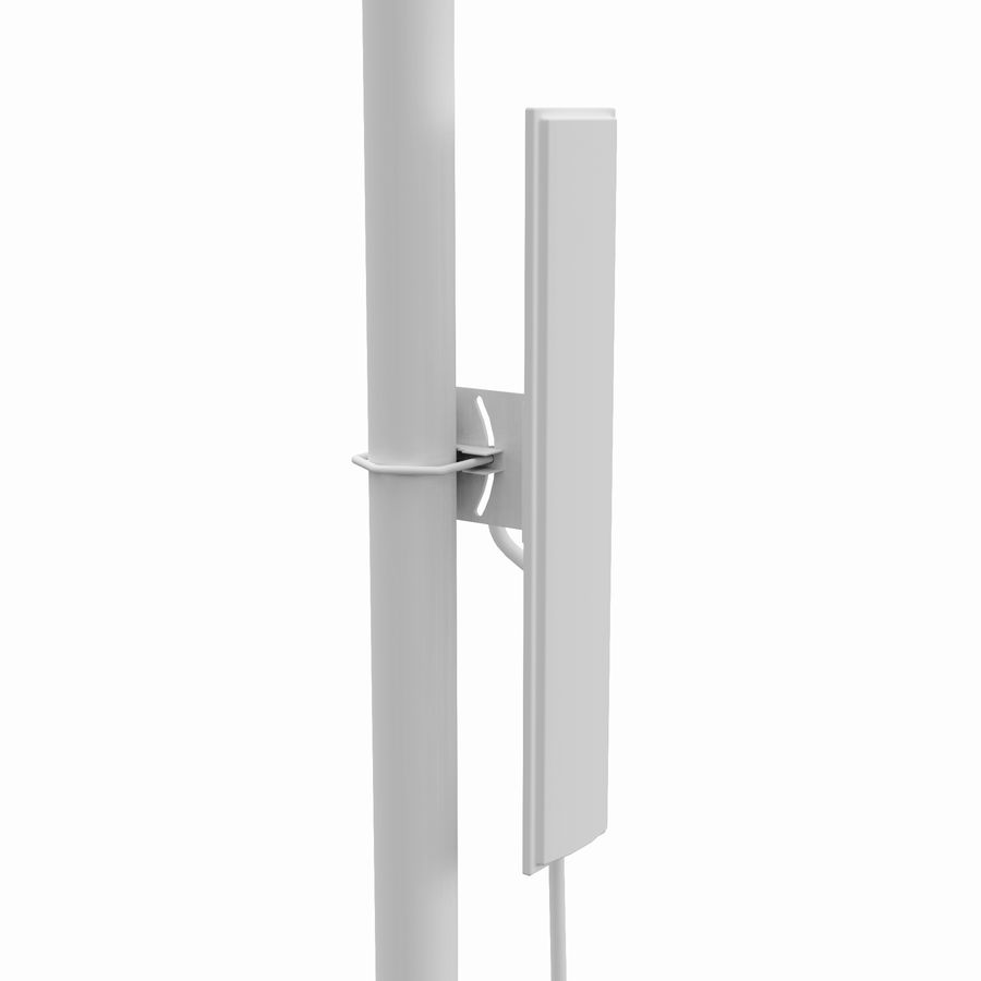 Wireless Antenna royalty-free 3d model - Preview no. 6