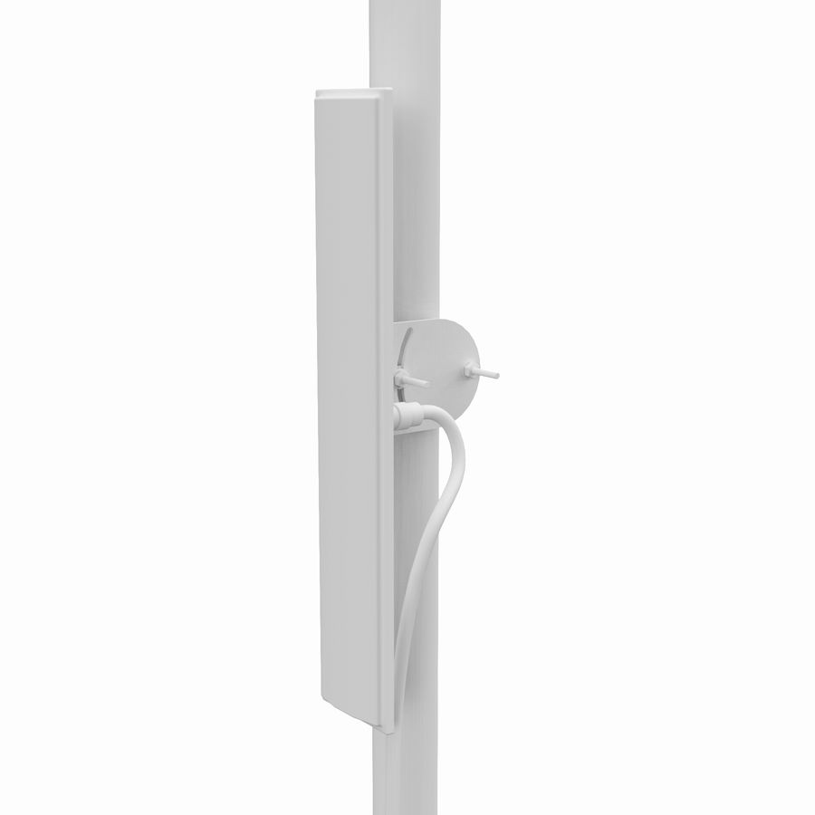 Wireless Antenna royalty-free 3d model - Preview no. 5