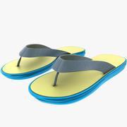 Flip-Flops 3d model