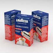 Coffe Bag Lavazza Crema e Gusto 250g 3d model