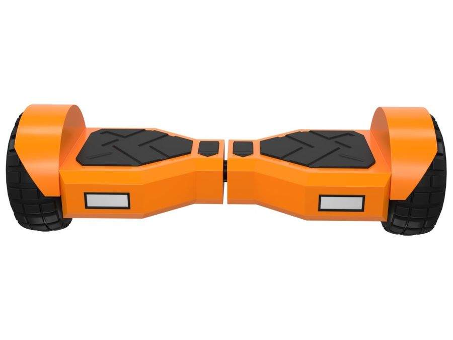 Hoverboard royalty-free 3d model - Preview no. 2