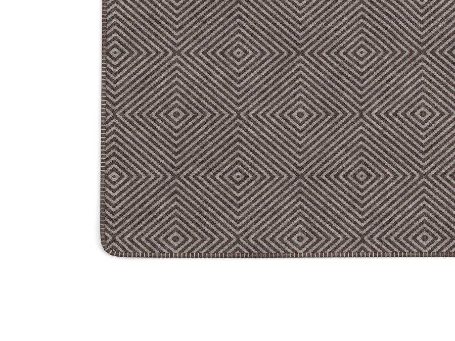 Carpet Rug with Wrinkles 200x200cm 3D