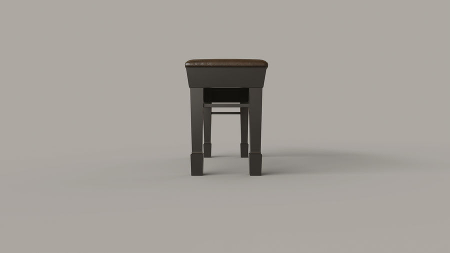 Flygel royalty-free 3d model - Preview no. 12