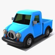 香椿接送 3d model