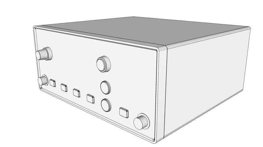 电源供应 royalty-free 3d model - Preview no. 9