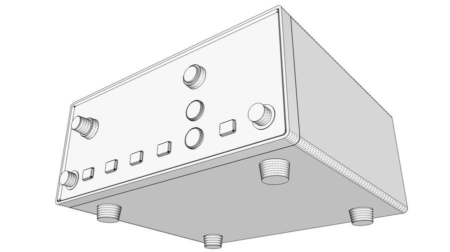 电源供应 royalty-free 3d model - Preview no. 10