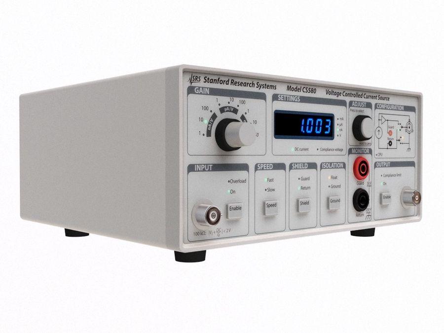 电源供应 royalty-free 3d model - Preview no. 4